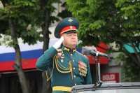 В Симферополе отметили 74-ю годовщину Великой Победы